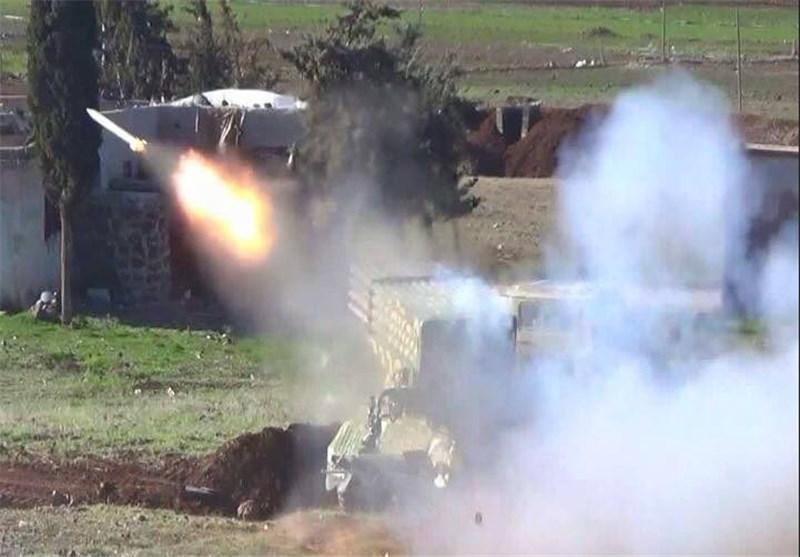 حمله گسترده تروریستها با مدیریت «اتاق عملیات اردن» برای اشغال درعا ناکام ماند