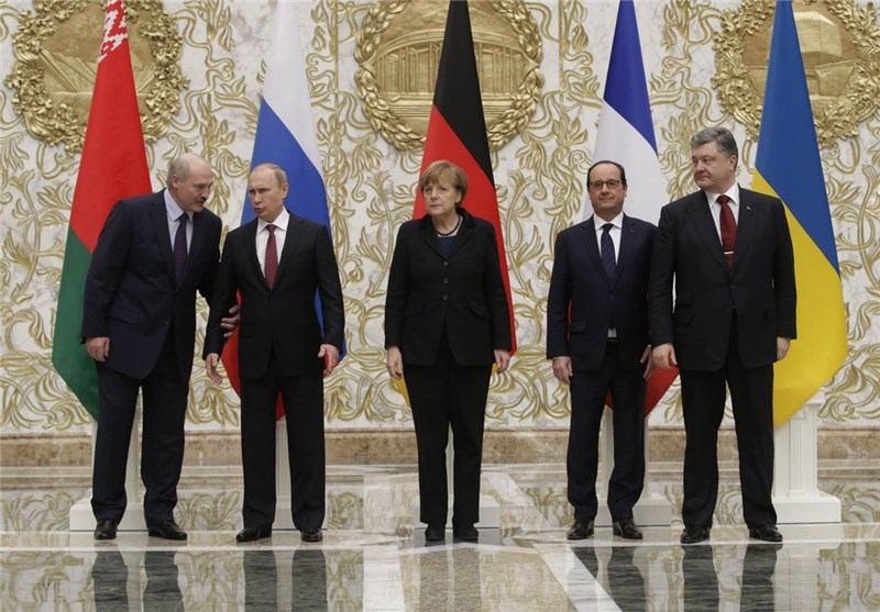 Germany Says Credibility of Ukraine Peace Deal at Risk