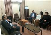 دبیر مجمع تشخیص مصلحت نظام با آیتالله موسویجزایری دیدار کرد