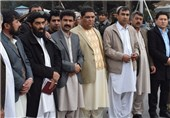 Afghans Protest Rohingya Muslims Plight