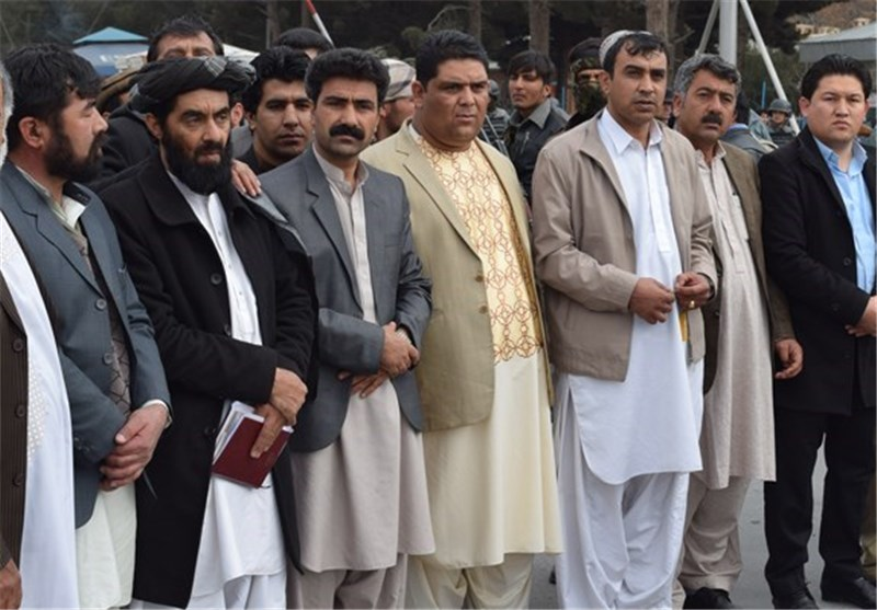Afghans Protest Rohingya Muslims Plight