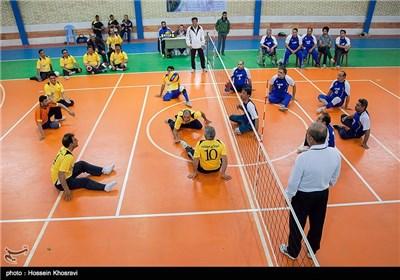 Iranian Sitting Volleyball Championship - IN PHOTO