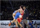 ایران قهرمان رقابتهای کشتی آزاد جام تختی شد