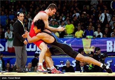 Takhti Wrestling Cup Starts in Iran's Western City of Kermanshah