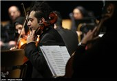 ارکستر شهر تهران - سی امین جشنواره موسیقی فجر