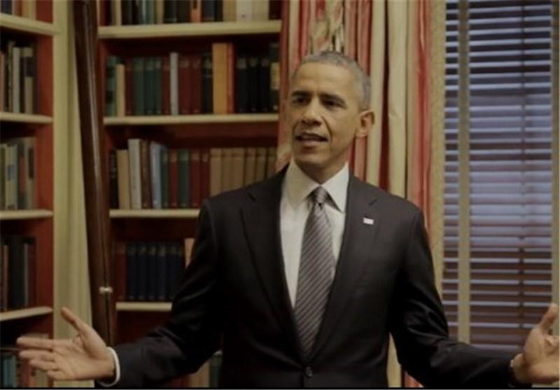 اوباما یدافع عن اتفاقیة النووی مع ایران ویهاجم نتنیاهو