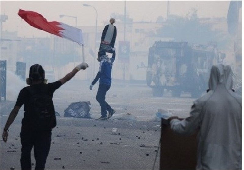Protesters in Bahrain Mark 4th Anniversary of Popular Uprising