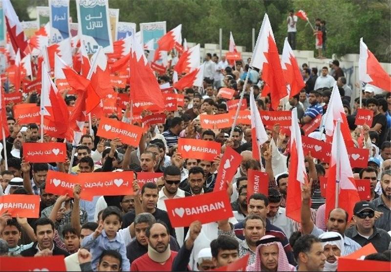 انقلاب بحرین تظاهرات