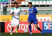 استقلال خوزستان در نیمه نخست مقابل صبای قم متوقف شد