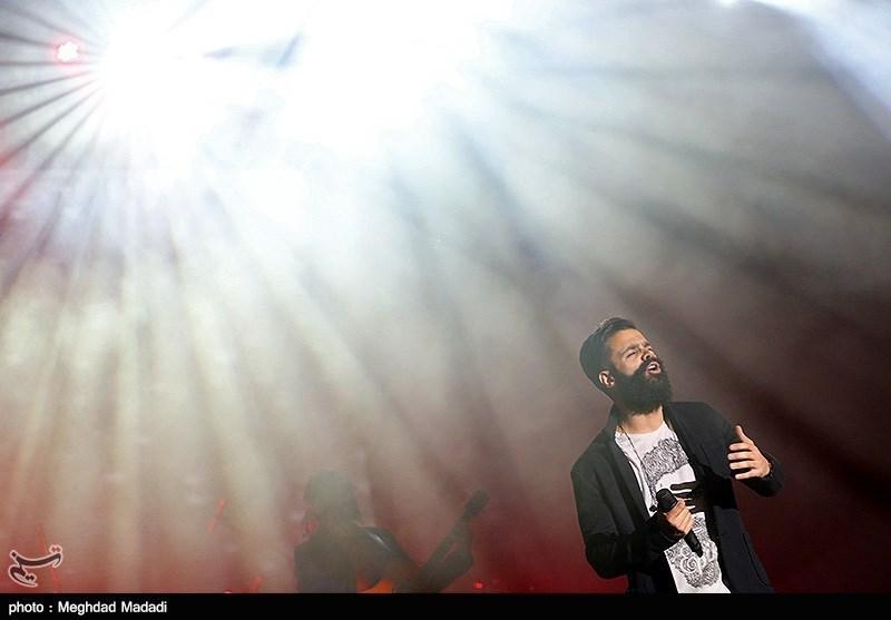 کنسرت سیروان خسروی در سی امین جشنواره موسیقی فجر