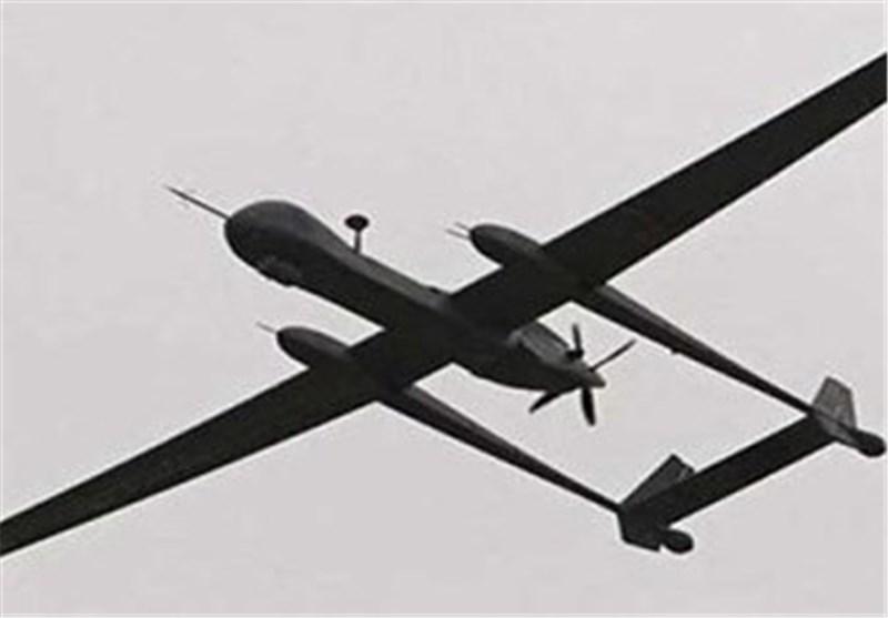 سقوط طائرة تجسس مجهولة الهویة فی البقاع الغربی