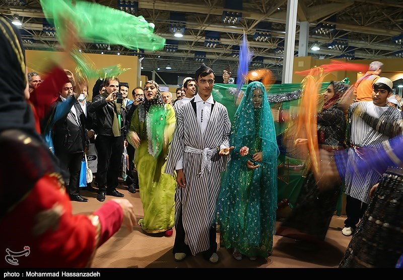 Tourism exhibition in Tehran - IN PHOTOS