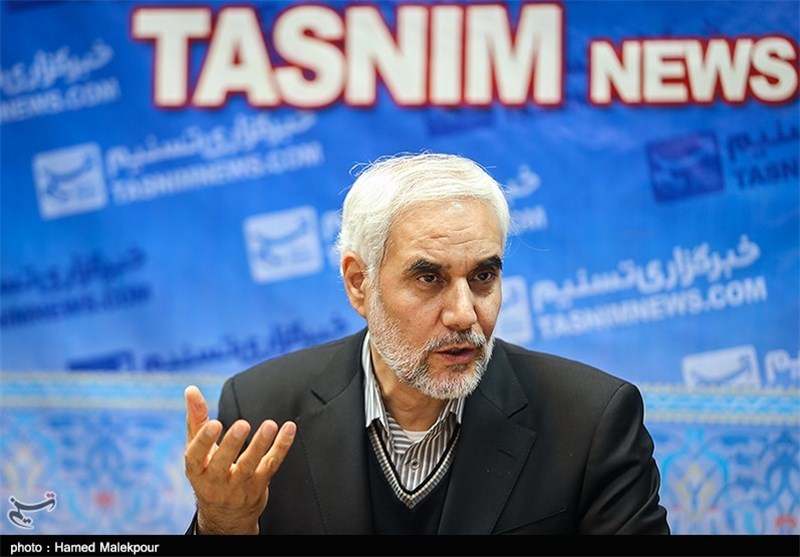 Mehralizadeh Drops Out of Race for President in Iran