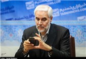 اصفهان| گلایه مهرعلیزاده از مدیران و عدم پاسخگویی به سئوالات خبرنگاران در جلسه شورای اداری