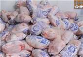 احتکار کنندگان مرغ منجمد دولتی در یاسوج نقره داغ میشوند