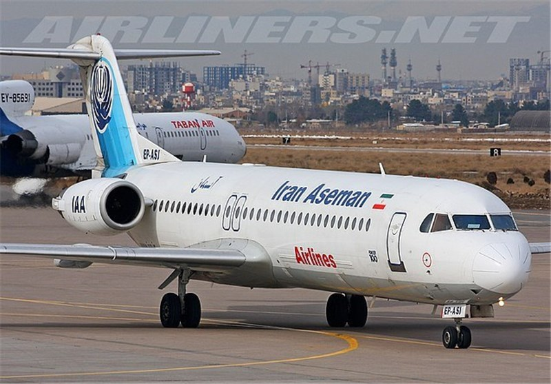 Iran's Aseman Airline Renovating Fleet: CEO