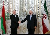 Iranian FM Holds Meetings with Top Belarusian Officials