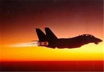 الجزیره: پرواز جنگنده های ائتلاف آمریکا در مرز عراق و سوریه