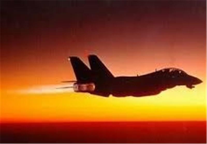 جنگنده ائتلاف ضد داعش
