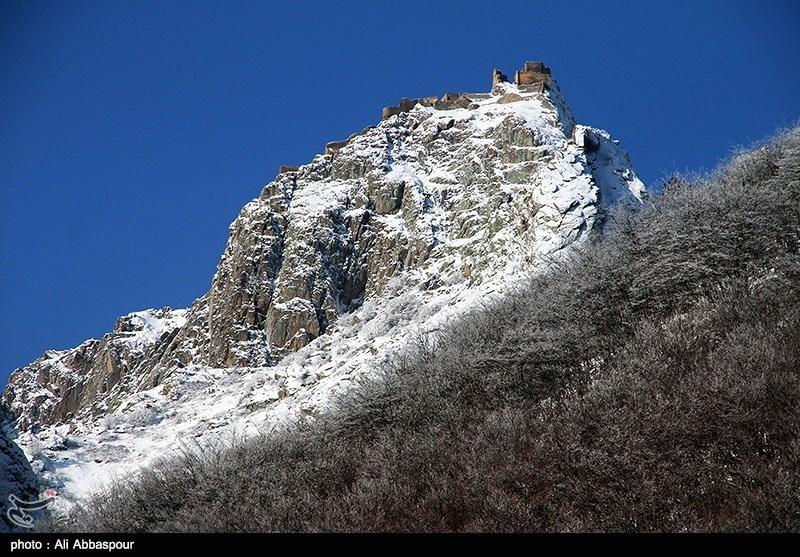طبیعت زمستانی کلیبر - تبریز