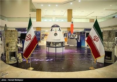 فضاپیمای سرنشیندار ایرانی در نمایشگاه دستاوردهای فضایی