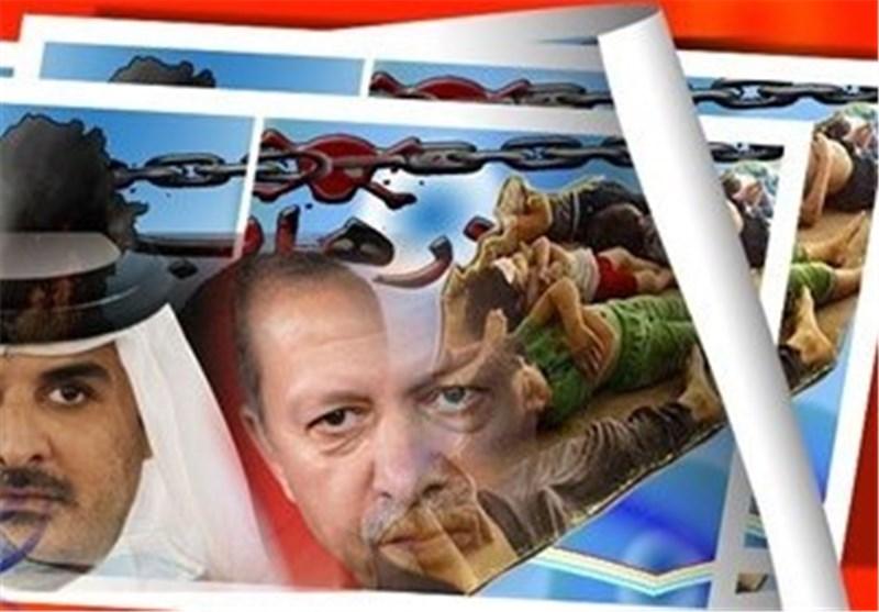 نظامیان ترکیه در مانورهای نظامی قطر شرکت میکنند - خبرگزاری تسنیم