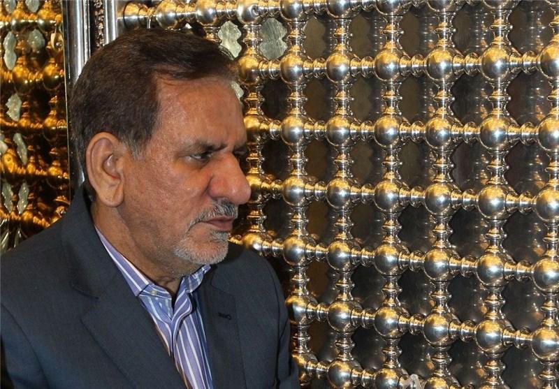 Iran's First VP in Iraq to Attend Arbaeen Ritual