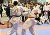 تیم کاراته آذرخودروی قم به قهرمانی نیم فصل نزدیک شد