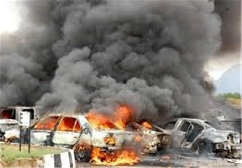 انفجار ضخم قرب السفارة الإیطالیة وسط طرابلس اللیبیة