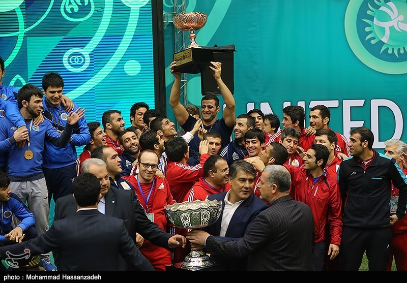 Greco's World Cup  finale  in Tehran - IN PHOTOS