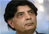 دست رد حزب تحریک انصاف بر سینه وزیر کشور سابق پاکستان