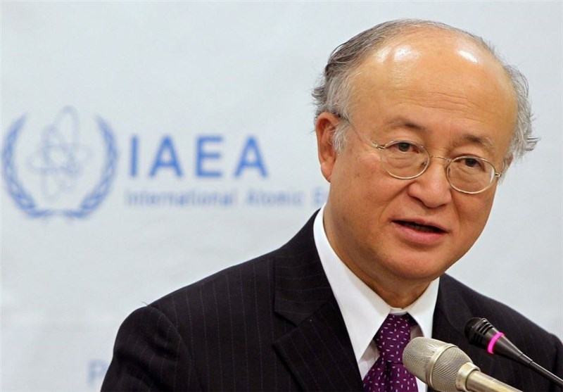 IAEA's Chief Says Iran to Ship Out 20 Tons of Excess Heavy Water Soon