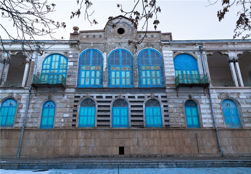 Baghcheh Joogh Palace Museum in Iran's Maku - Tourism news