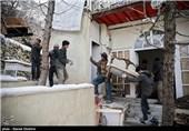 مقابله با ساختوساز غیرمجاز در منطقه سنگان