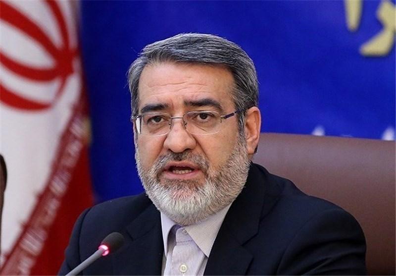 وزیر الداخلیة : لا وجود لأی خرق أمنی على الحدود مع العراق