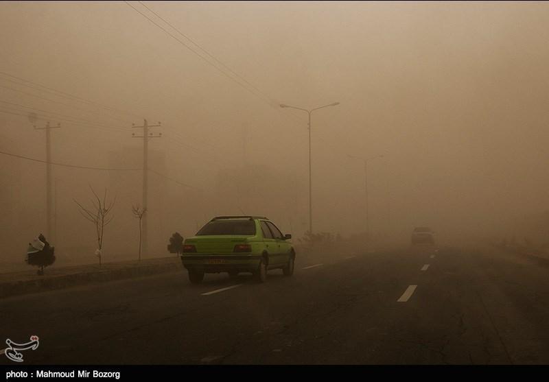 Heavy dust storm sweeps Sistan-Baluchestan - IN PHOTOS