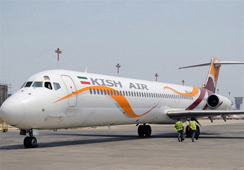 هواپیمایی کیش 26.6 میلیون یوان چین ارز دولتی گرفت
