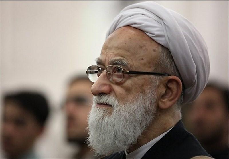 آیتالله امامیکاشانی نمازجمعه این هفته تهران را اقامه میکند