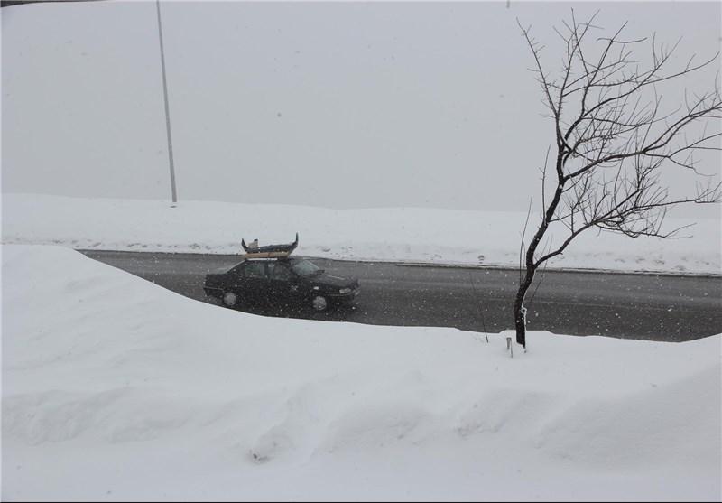برف و سرما در راه ارشق/ دمای هوا ۱۲ درجه کاهش می یابد