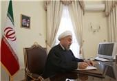 Iran's President Felicitates Bulgaria on National Day