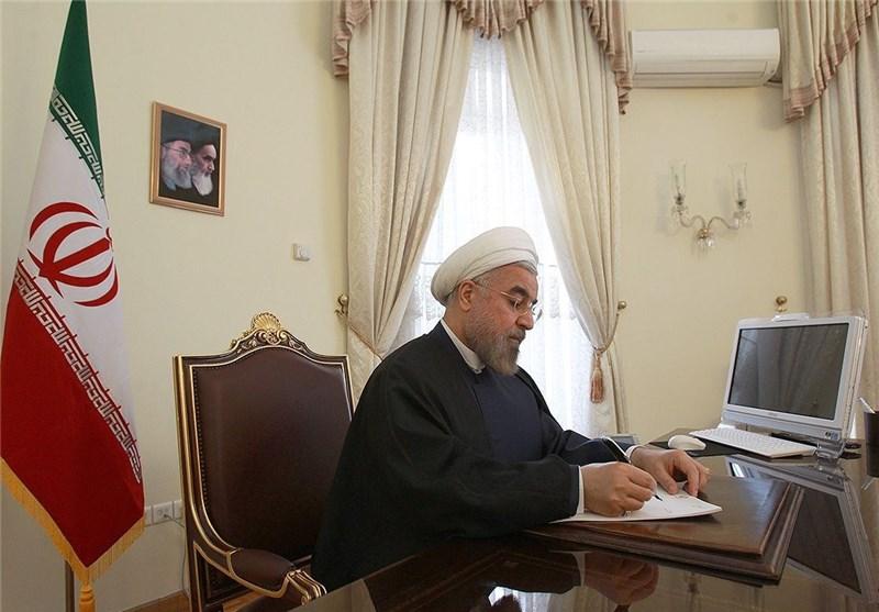 رئیسجمهور از انتقال پایتخت سیاسی و اداری از تهران به شهری دیگر استقبال کرد