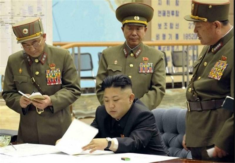 کوریا الشمالیة تهدد بضرب القوات الأمریکیة فی آسیا والمحیط الهادئ