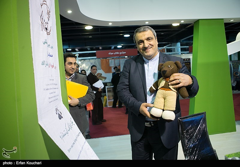 Iran's 14th International Exhibition on Environment - IN PHOTOS