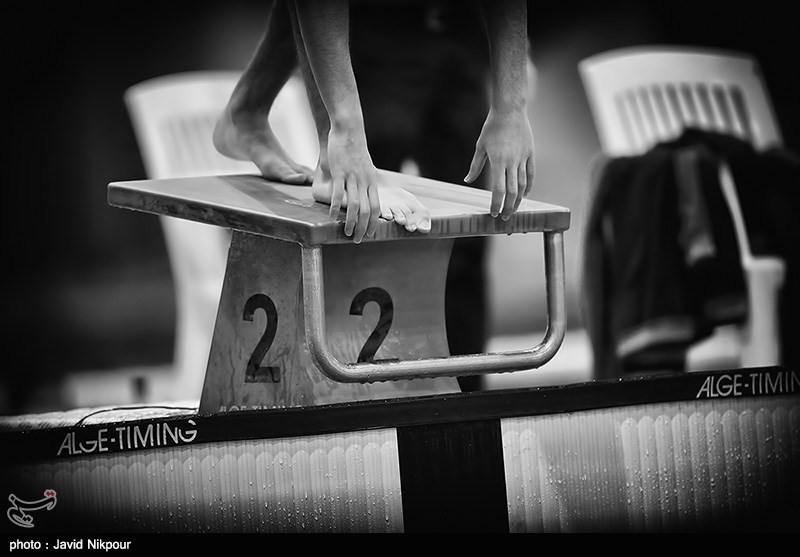 Iranian swimming league - IN PHOTOS
