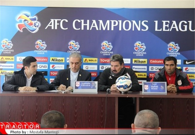 Positive Energy from Fans Will Help Us against Al-Ahli: Toni Oliveira