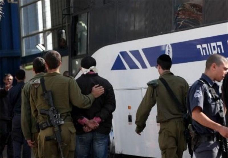 Israel Nabs 6 Palestinians in West Bank