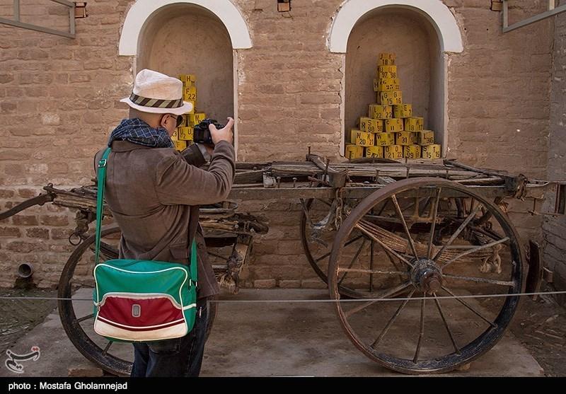 بازدید میهمانان جشنواره بین المللی فیلم اهواز از اماکن تاریخی خوزستان