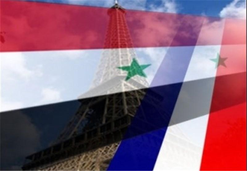 فرانسه برنامهای برای بازگشایی سفارت در سوریه ندارد