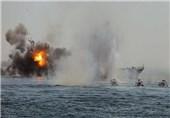 بازتاب رزمایش دریایی سپاه پاسداران انقلاب اسلامی در خلیج فارس