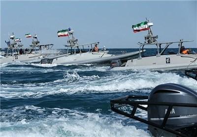 سپاه کشتی خارجی حامل یک میلیون لیتر سوخت را در خلیج فارس توقیف کرد